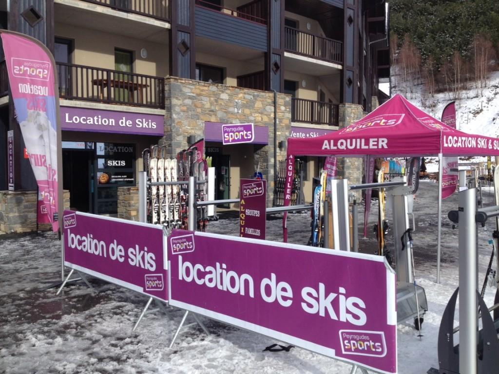 magasin ski peyragudes